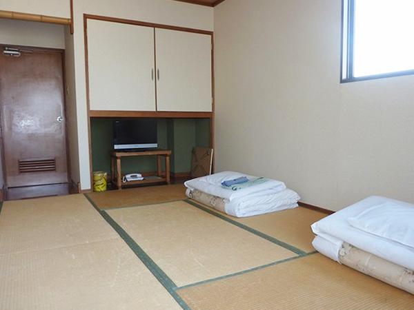 1室2名以上のお部屋